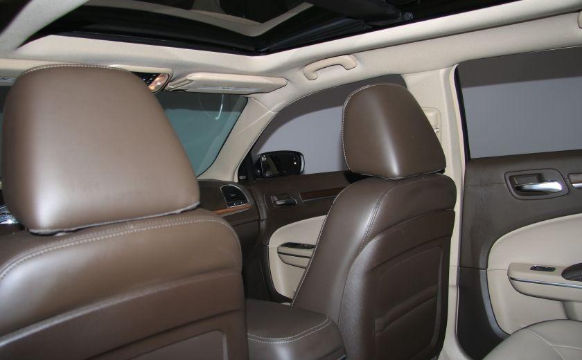 2012 Chrysler 300 Luxury Series AWD CUIR TOIT PANO NAV MAGS BLUETOOT #23