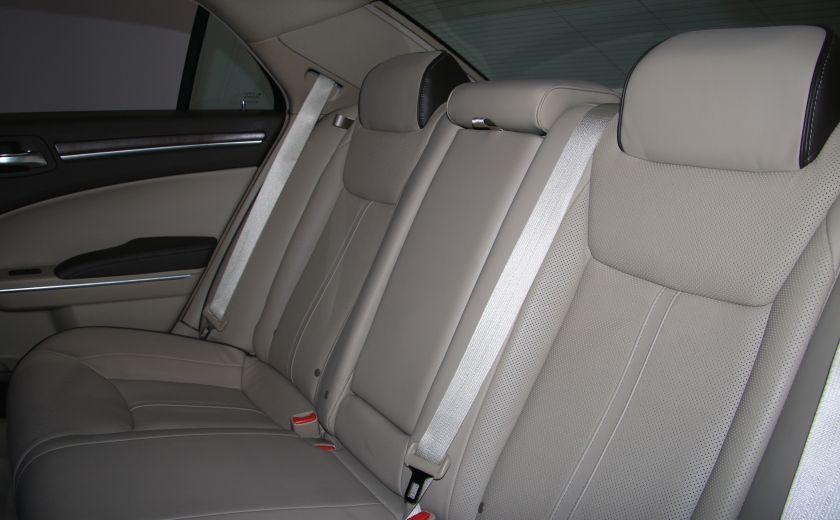 2012 Chrysler 300 Luxury Series AWD CUIR TOIT PANO NAV MAGS BLUETOOT #24