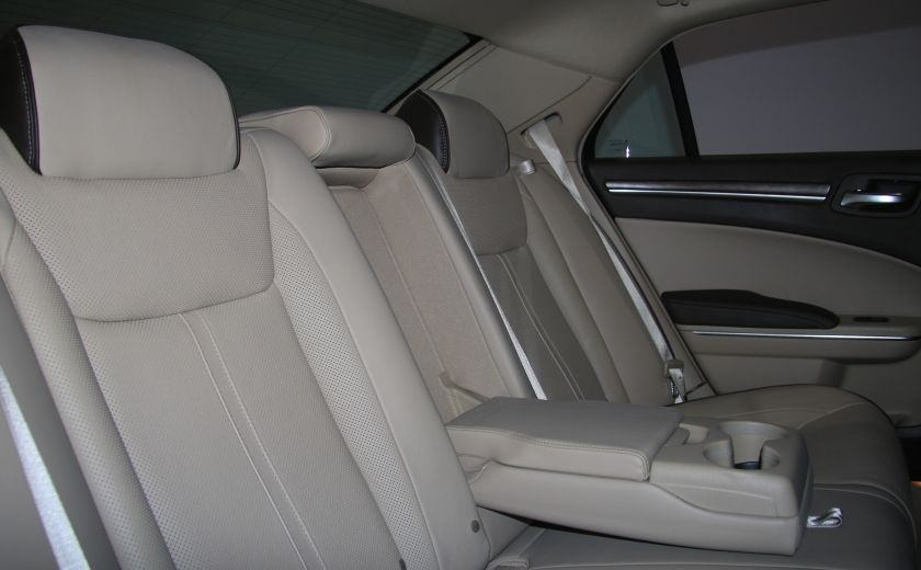 2012 Chrysler 300 Luxury Series AWD CUIR TOIT PANO NAV MAGS BLUETOOT #26