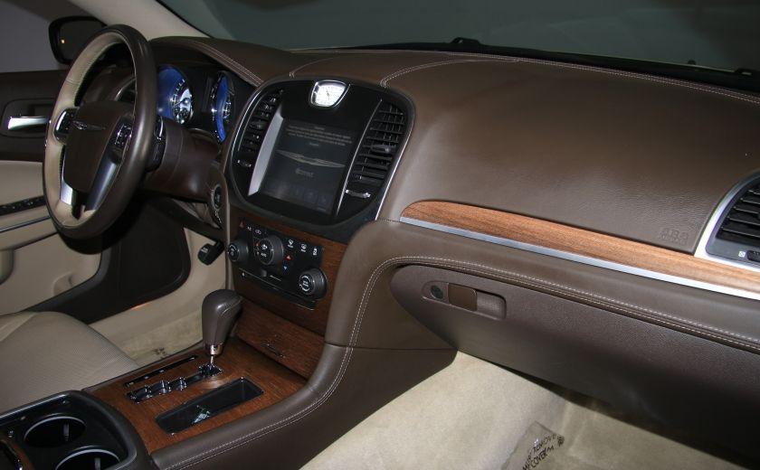 2012 Chrysler 300 Luxury Series AWD CUIR TOIT PANO NAV MAGS BLUETOOT #27