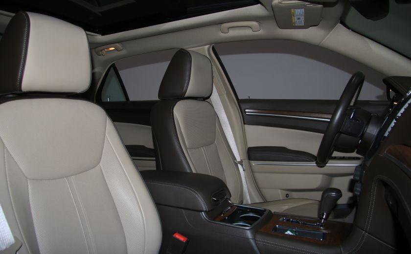 2012 Chrysler 300 Luxury Series AWD CUIR TOIT PANO NAV MAGS BLUETOOT #29