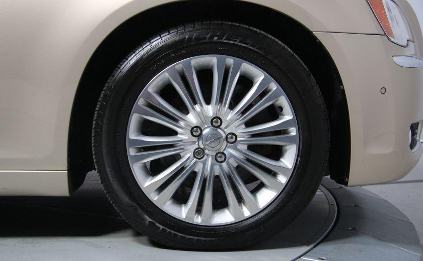 2012 Chrysler 300 Luxury Series AWD CUIR TOIT PANO NAV MAGS BLUETOOT #35