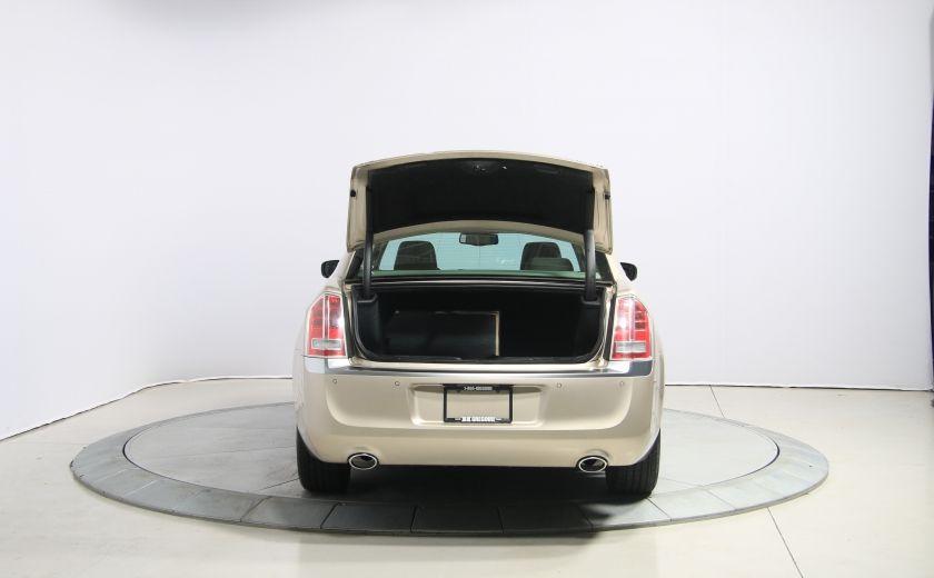 2012 Chrysler 300 Luxury Series AWD CUIR TOIT PANO NAV MAGS BLUETOOT #32