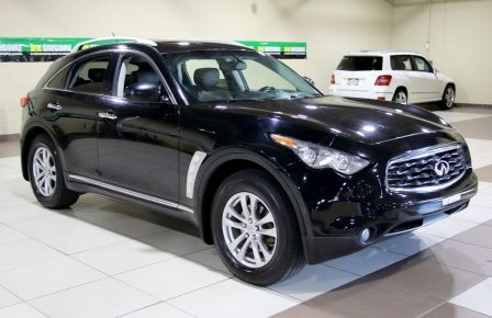 2010 Infiniti FX35 AWD CUIR TOIT CAMERA RECUL in New Richmond