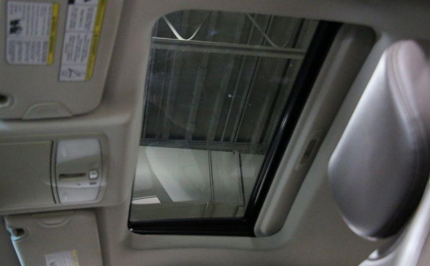 2010 Infiniti FX35 AWD CUIR TOIT CAMERA RECUL #12