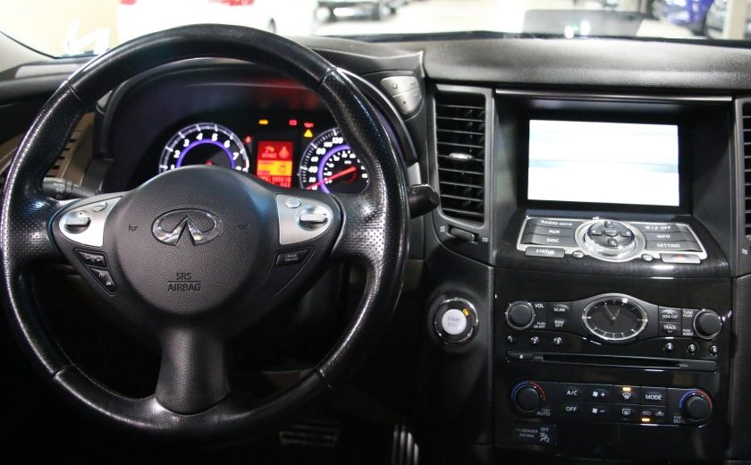 2010 Infiniti FX35 AWD CUIR TOIT CAMERA RECUL #14