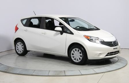 2014 Nissan Versa NOTE SV AUTO A/C CAMERA RECUL BLUETHOOT in Montréal