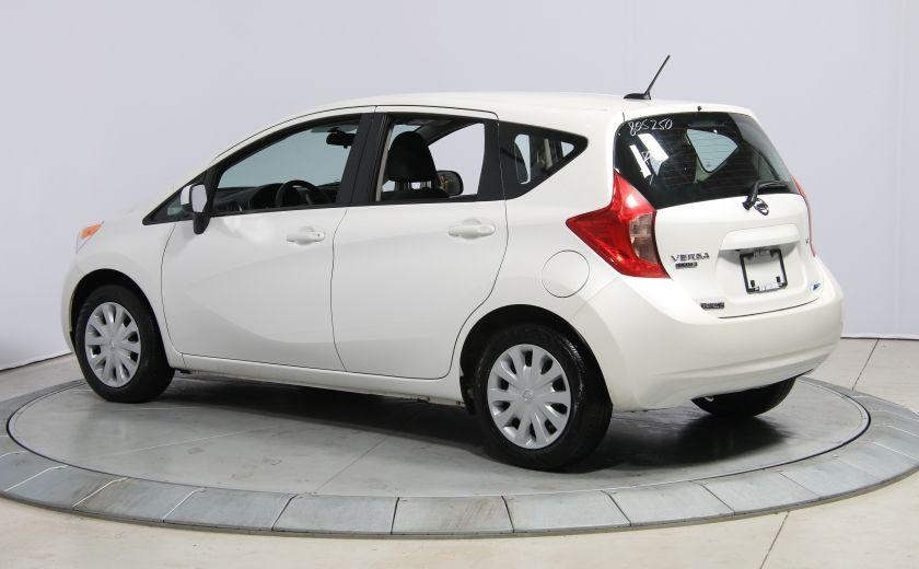 2014 Nissan Versa NOTE SV AUTO A/C CAMERA RECUL BLUETHOOT #4