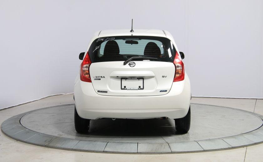 2014 Nissan Versa NOTE SV AUTO A/C CAMERA RECUL BLUETHOOT #5