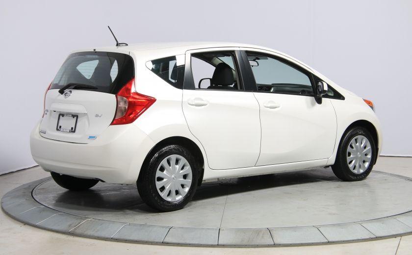 2014 Nissan Versa NOTE SV AUTO A/C CAMERA RECUL BLUETHOOT #6