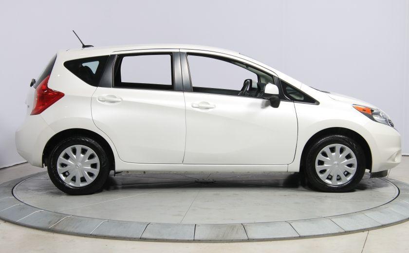 2014 Nissan Versa NOTE SV AUTO A/C CAMERA RECUL BLUETHOOT #7