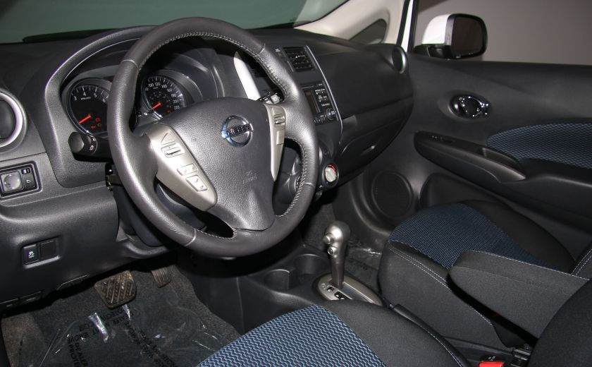 2014 Nissan Versa NOTE SV AUTO A/C CAMERA RECUL BLUETHOOT #8