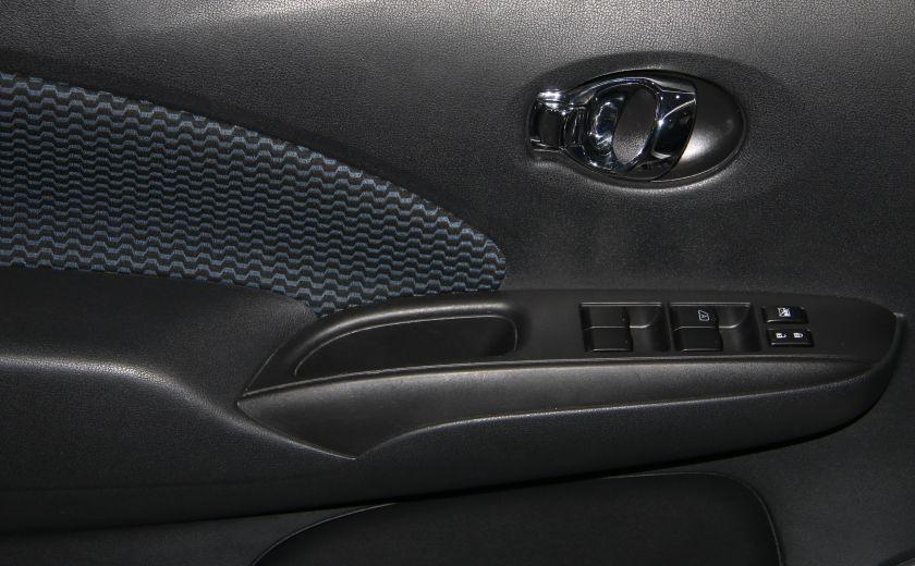 2014 Nissan Versa NOTE SV AUTO A/C CAMERA RECUL BLUETHOOT #10
