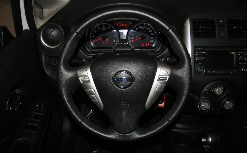 2014 Nissan Versa NOTE SV AUTO A/C CAMERA RECUL BLUETHOOT #13