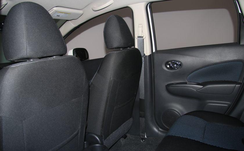 2014 Nissan Versa NOTE SV AUTO A/C CAMERA RECUL BLUETHOOT #16
