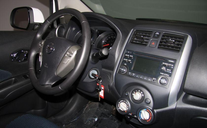 2014 Nissan Versa NOTE SV AUTO A/C CAMERA RECUL BLUETHOOT #21