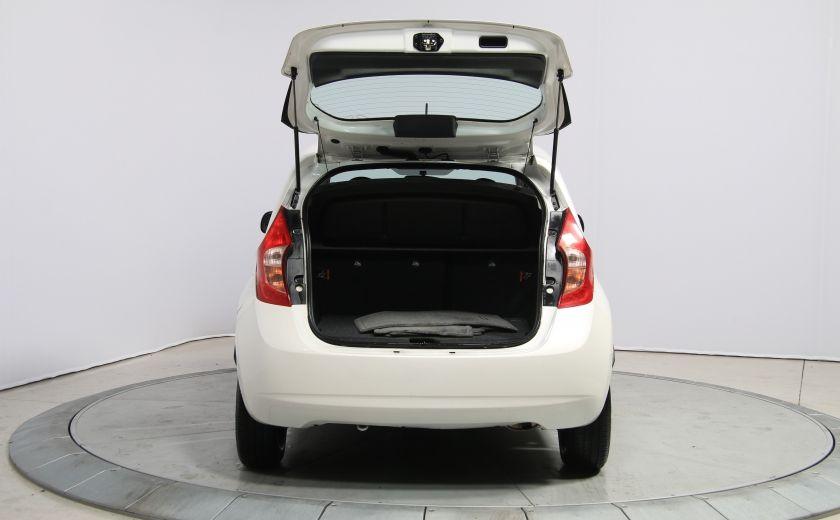 2014 Nissan Versa NOTE SV AUTO A/C CAMERA RECUL BLUETHOOT #25