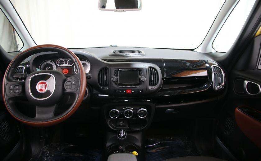 2014 Fiat 500L Trekking TOIT PANO #11