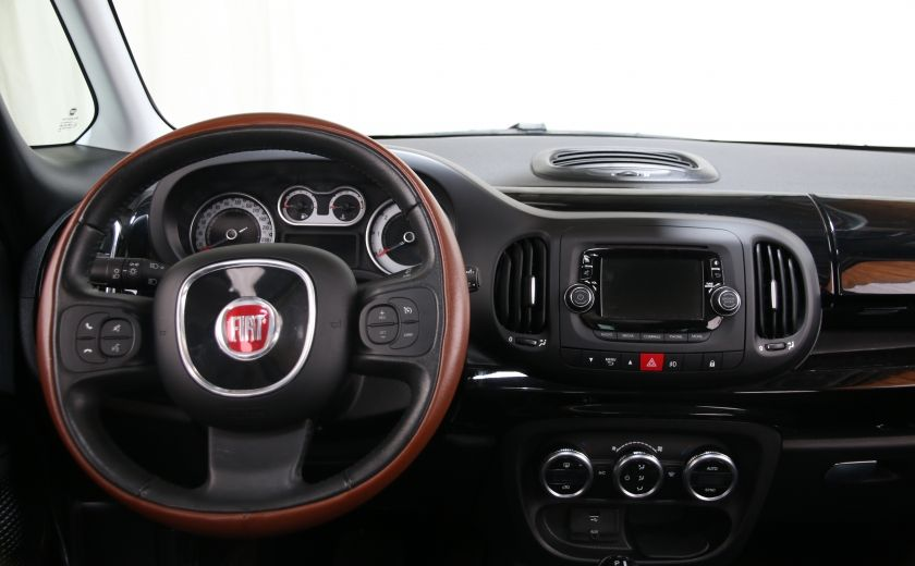 2014 Fiat 500L Trekking TOIT PANO #12