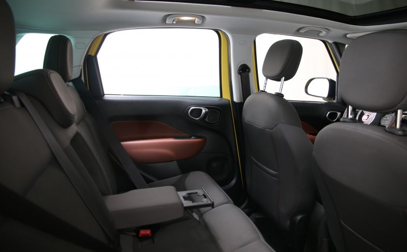2014 Fiat 500L Trekking TOIT PANO #17