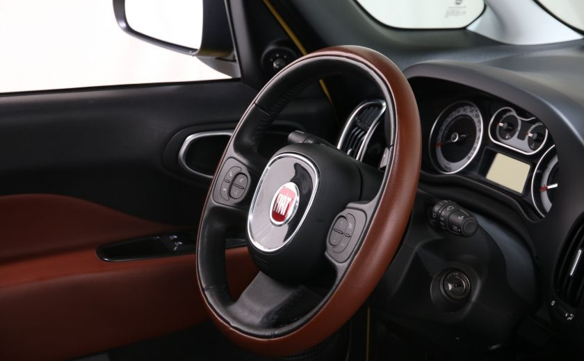 2014 Fiat 500L Trekking TOIT PANO #20