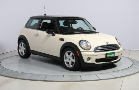 2009 Mini Cooper Classic AUTO A/C GR ELECT TOIT MAGS in Sherbrooke