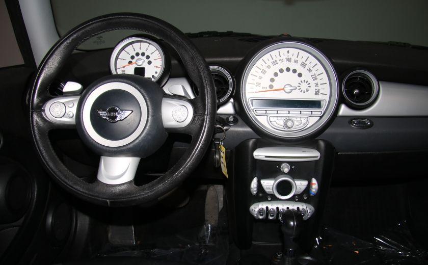 2009 Mini Cooper Classic AUTO A/C GR ELECT TOIT MAGS #13