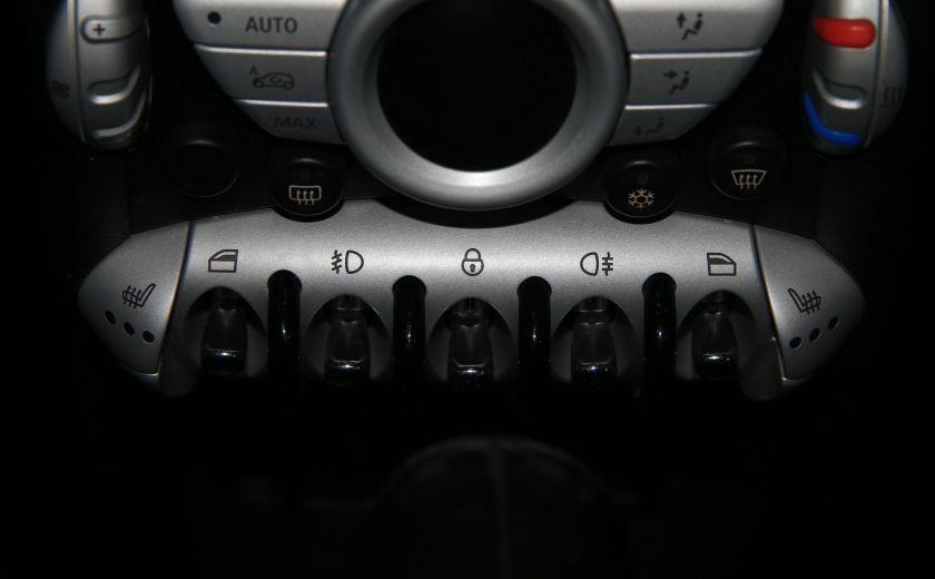 2009 Mini Cooper Classic AUTO A/C GR ELECT TOIT MAGS #16
