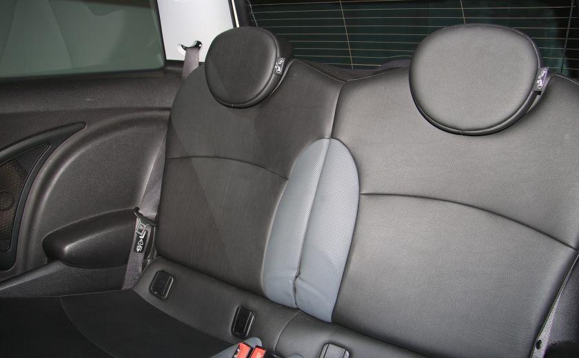 2009 Mini Cooper Classic AUTO A/C GR ELECT TOIT MAGS #17