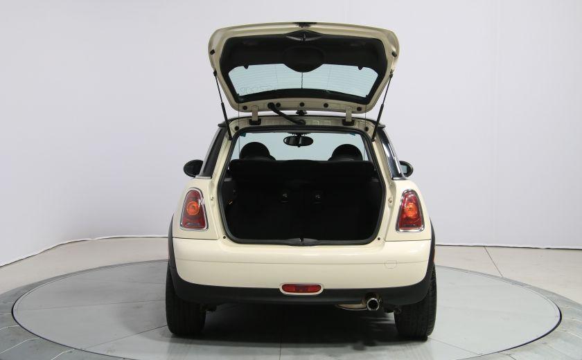 2009 Mini Cooper Classic AUTO A/C GR ELECT TOIT MAGS #24