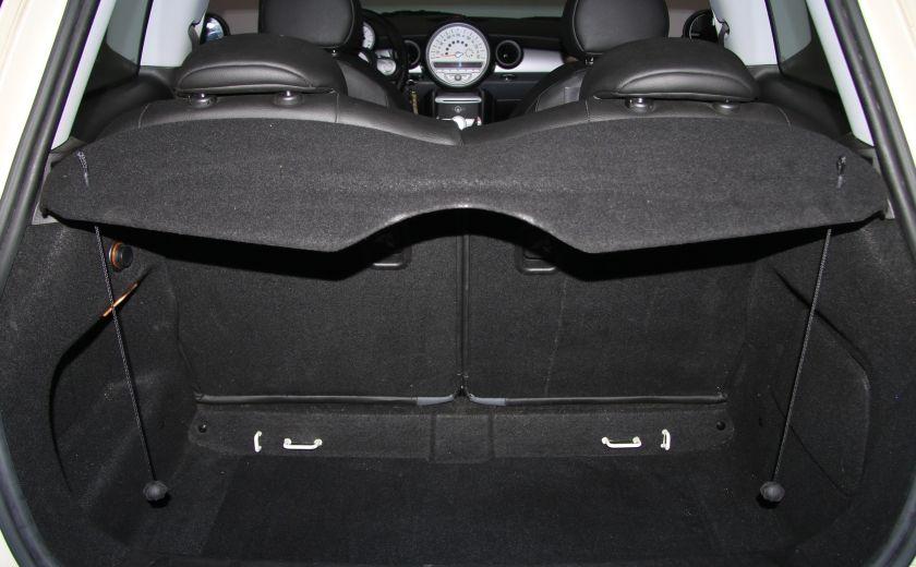 2009 Mini Cooper Classic AUTO A/C GR ELECT TOIT MAGS #25
