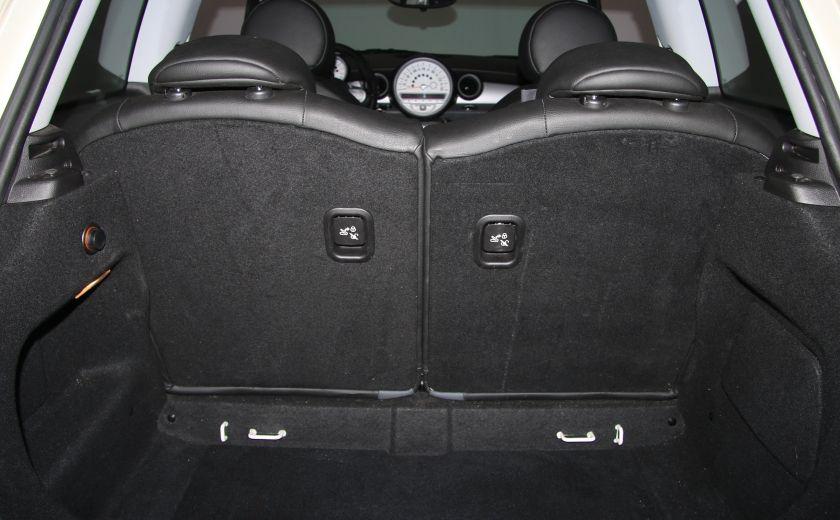 2009 Mini Cooper Classic AUTO A/C GR ELECT TOIT MAGS #26
