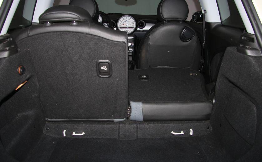 2009 Mini Cooper Classic AUTO A/C GR ELECT TOIT MAGS #27