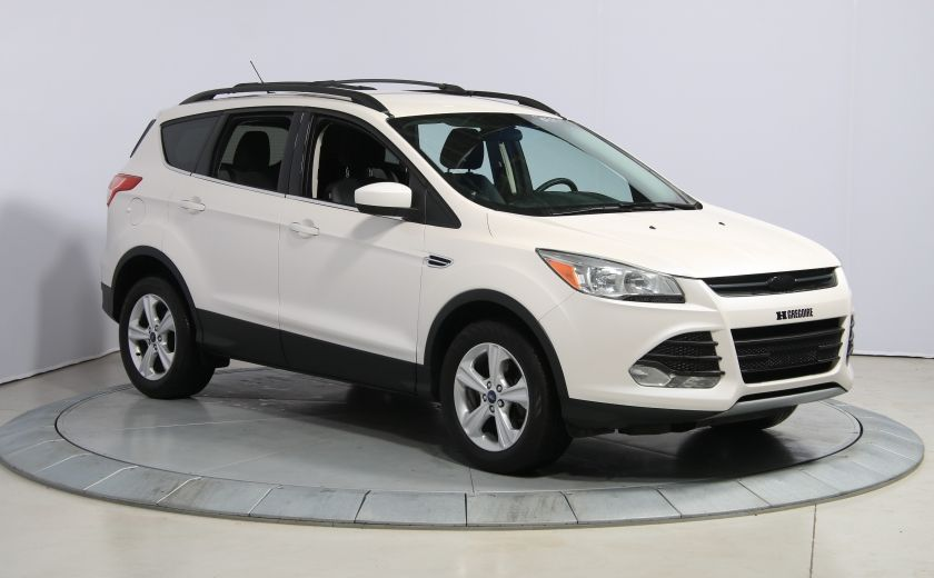 2013 Ford Escape SE 4WD AUTO A/C GR ELECT NAV MAGS BLUETOOTH #0