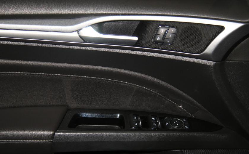 2013 Ford Fusion Titanium AWD CUIR TOIT MAGS BLUETOOTH #10