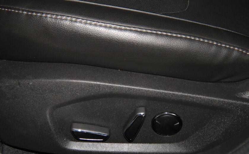 2013 Ford Fusion Titanium AWD CUIR TOIT MAGS BLUETOOTH #11