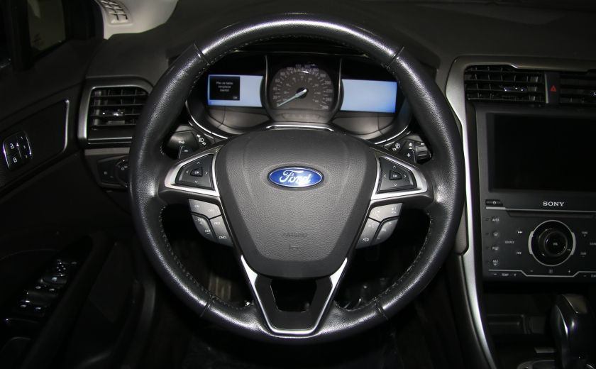 2013 Ford Fusion Titanium AWD CUIR TOIT MAGS BLUETOOTH #15