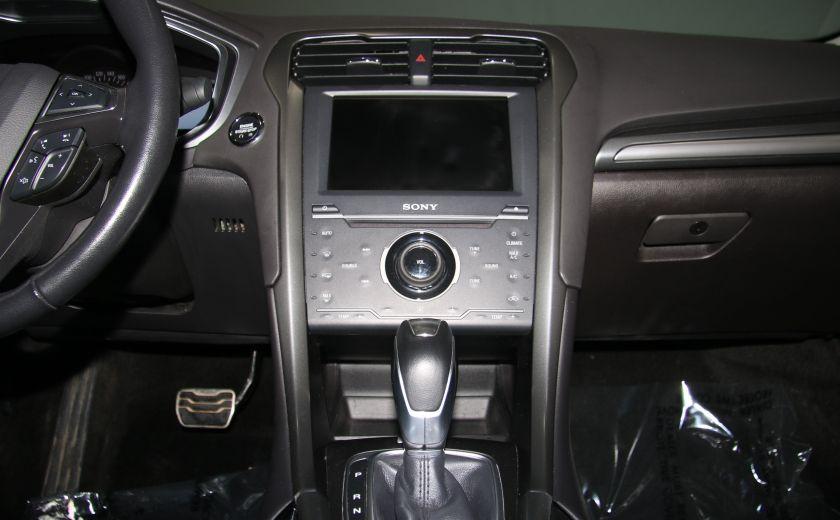 2013 Ford Fusion Titanium AWD CUIR TOIT MAGS BLUETOOTH #16
