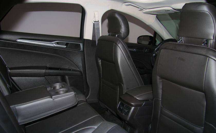 2013 Ford Fusion Titanium AWD CUIR TOIT MAGS BLUETOOTH #23
