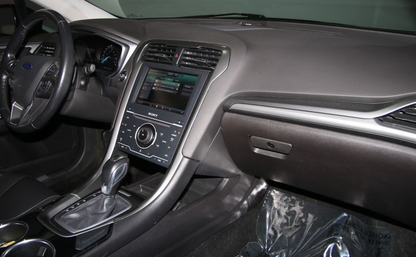 2013 Ford Fusion Titanium AWD CUIR TOIT MAGS BLUETOOTH #25