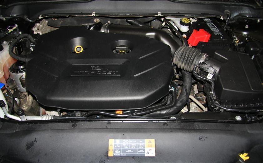 2013 Ford Fusion Titanium AWD CUIR TOIT MAGS BLUETOOTH #28