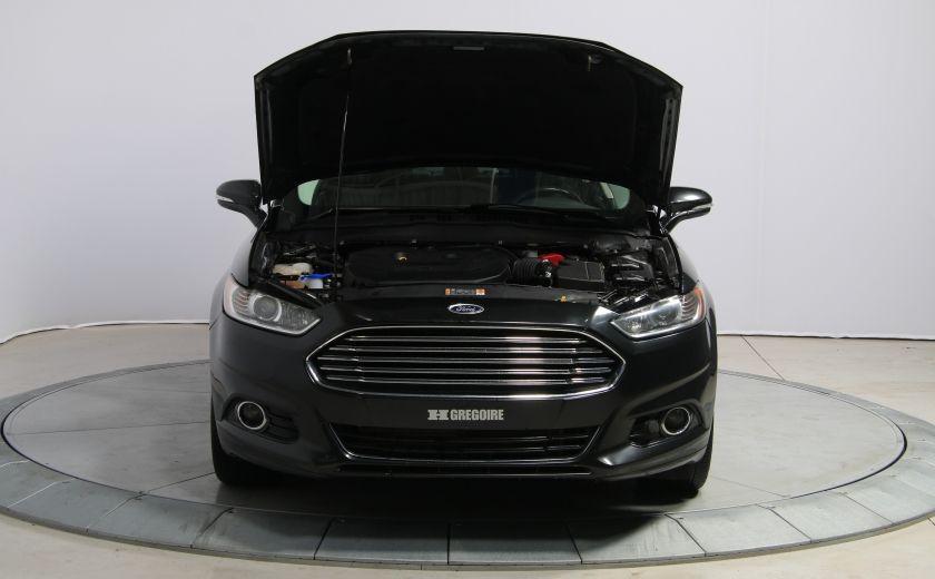 2013 Ford Fusion Titanium AWD CUIR TOIT MAGS BLUETOOTH #29