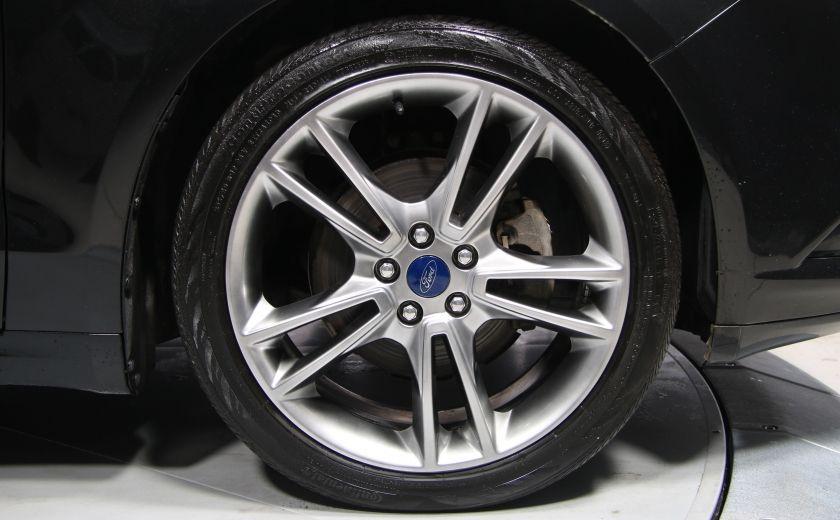 2013 Ford Fusion Titanium AWD CUIR TOIT MAGS BLUETOOTH #33