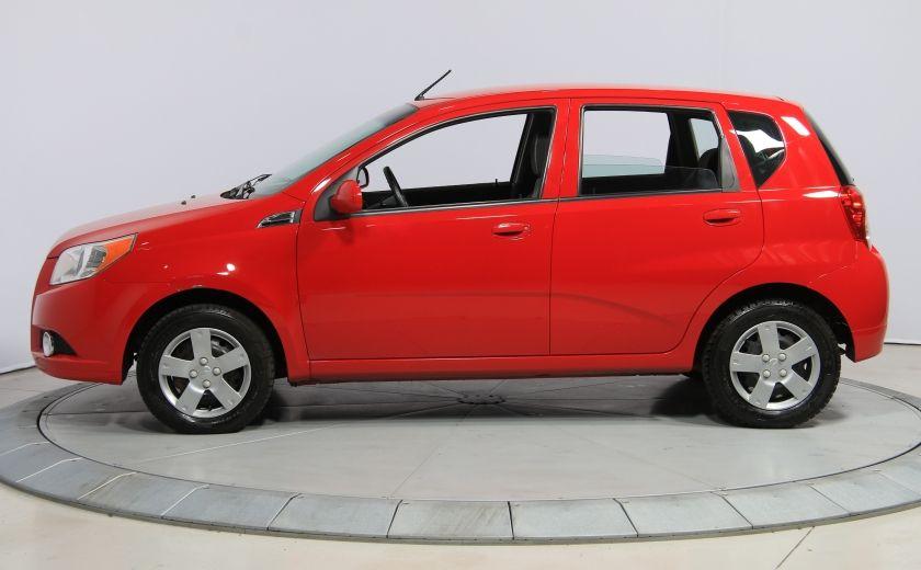 2011 Chevrolet Aveo LT #3