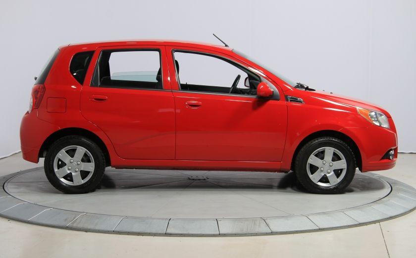 2011 Chevrolet Aveo LT #7