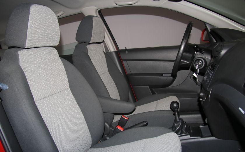 2011 Chevrolet Aveo LT #23