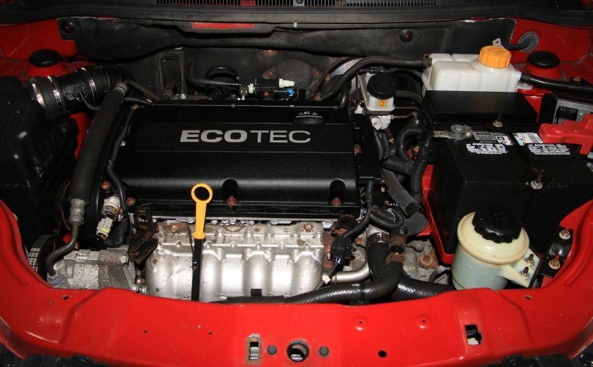 2011 Chevrolet Aveo LT #24