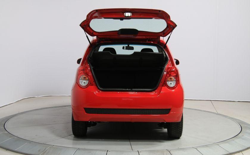 2011 Chevrolet Aveo LT #26