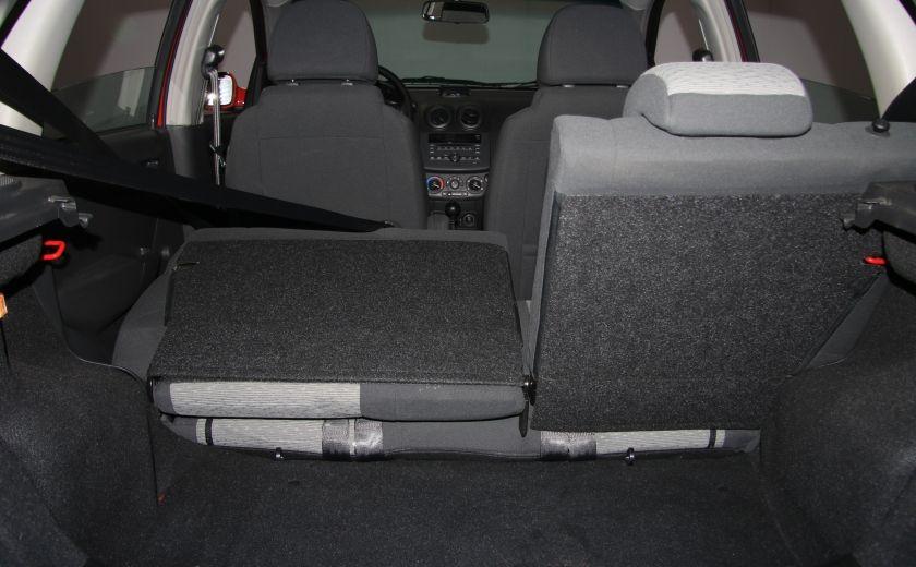 2011 Chevrolet Aveo LT #29