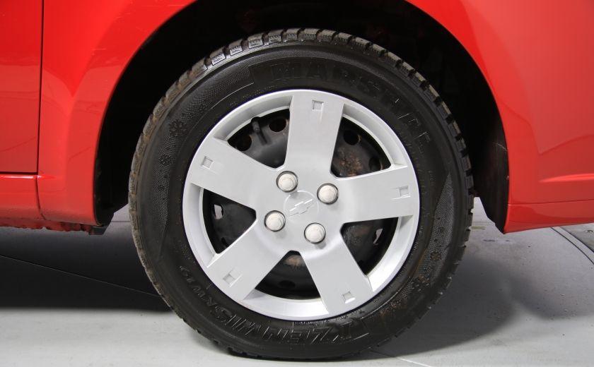 2011 Chevrolet Aveo LT #30